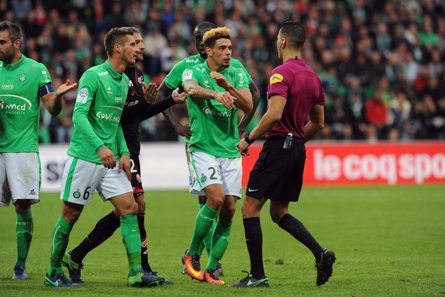 Dijon vs St Etienne