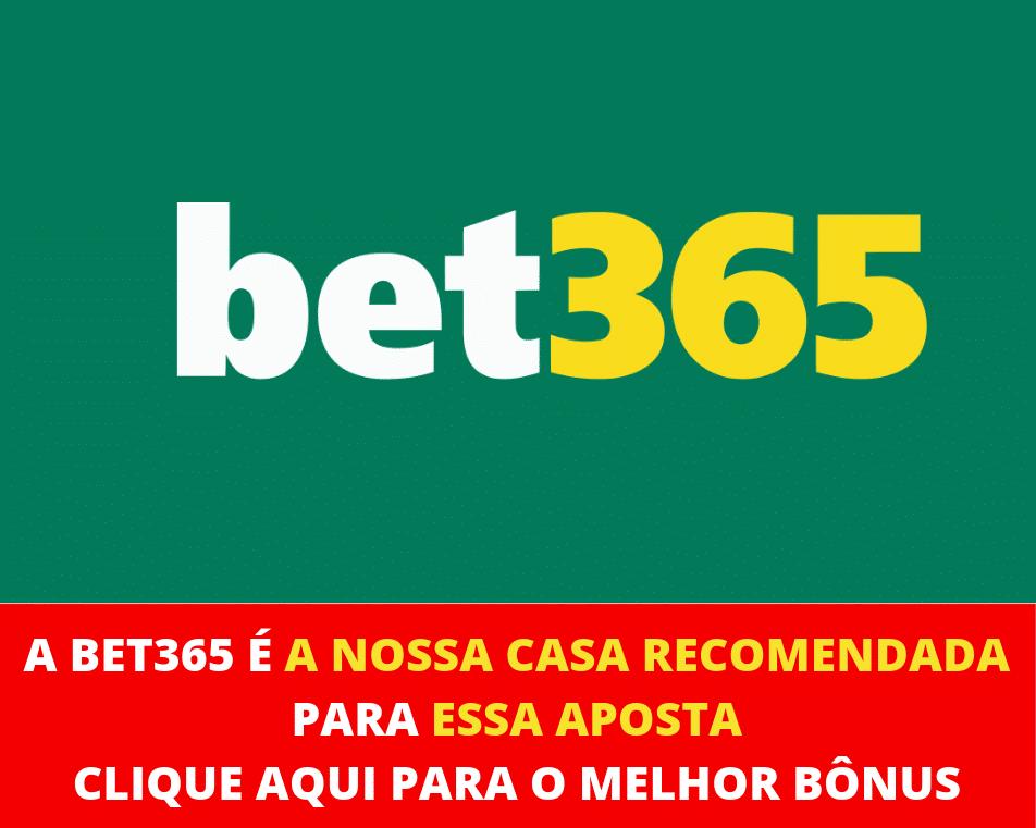 Bet365 - melhor bônus
