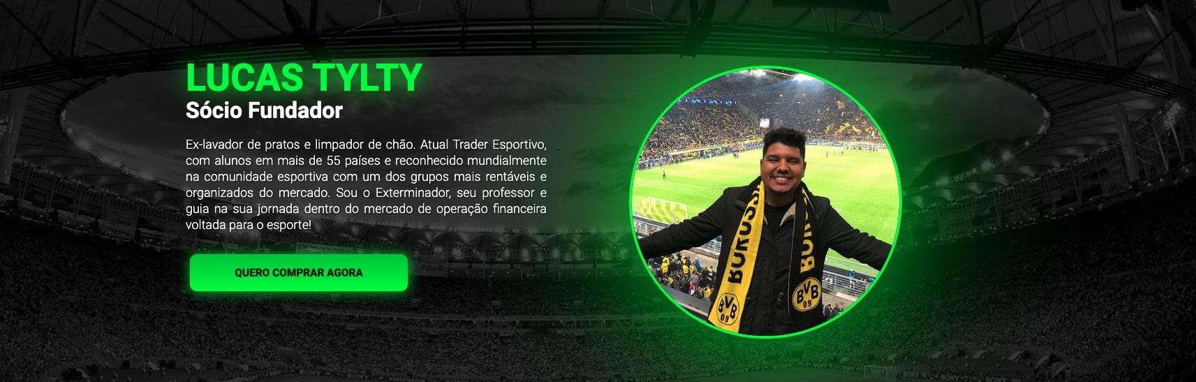 Futebol Trade com Lucas Tylty: o perfil do trader – comunidade do curso futebol trade funciona com Lucas Tylty